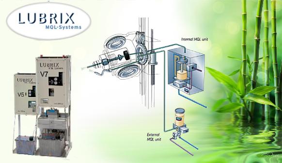 Lubrix MQL systems