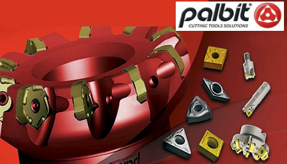 Palbit turning and milling solutions